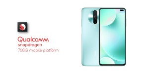Redmi K30 5G Racing Edition первый смартфон с чипом Qualcomm Snapdragon 768G
