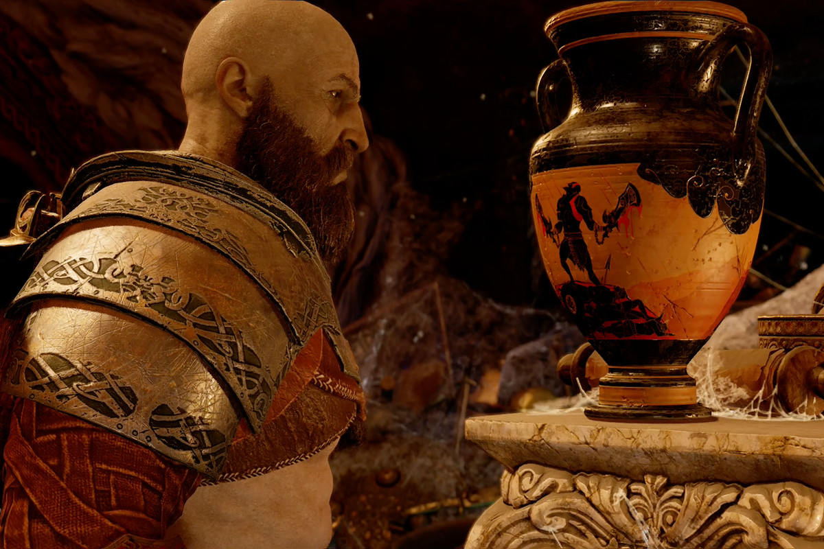 По словам Кори Барлога, в мире God of War существует христианство