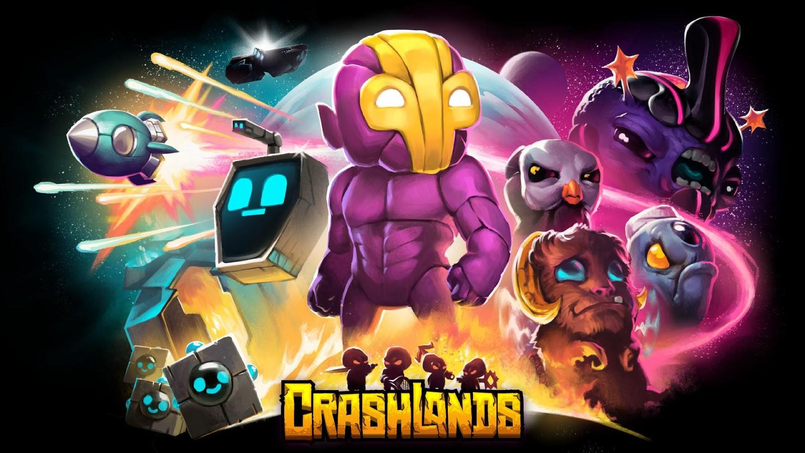 В Epic Games Store началась раздача Amnesia: The Dark Descent и Crashlands