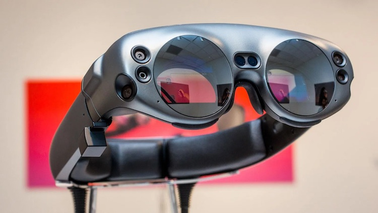Гарнитура дополненной реальности Magic Leap 2 выйдет в конце 2021 года