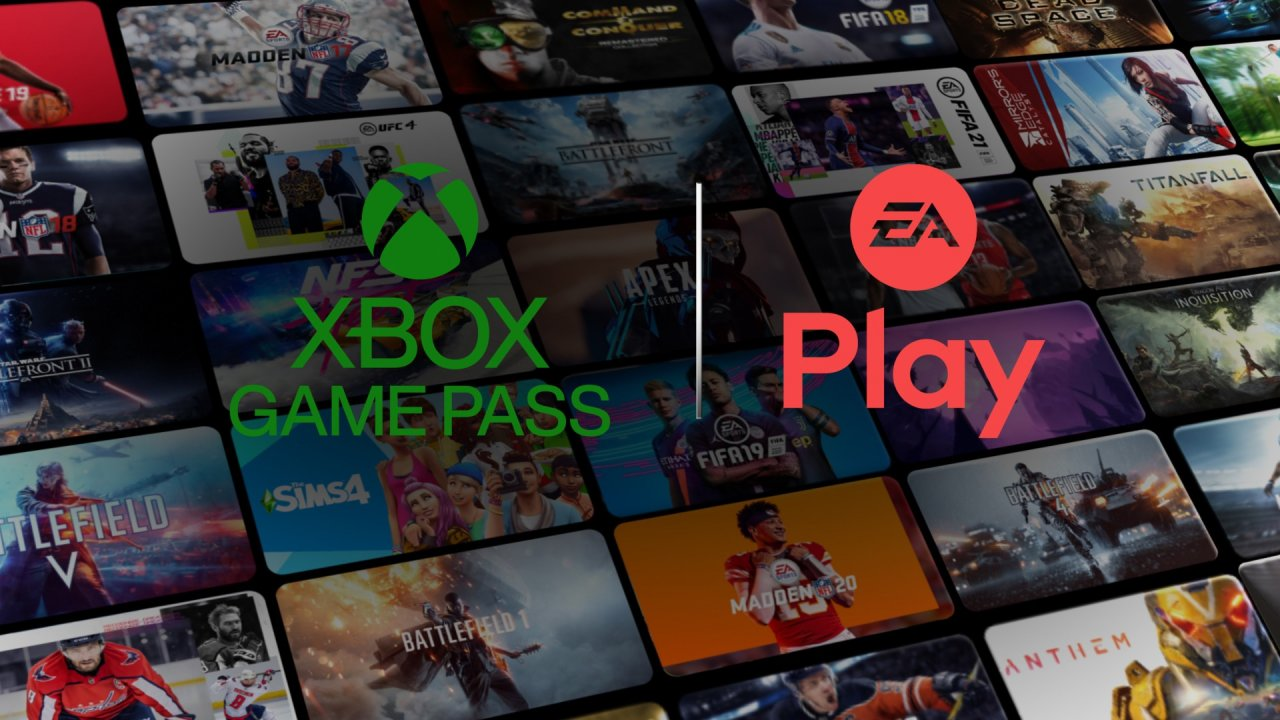Подписка EA Play станет частью Xbox Game Pass Ultimate