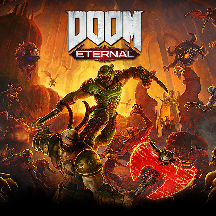 Тестирование в игре Doom Eternal на 7 видеокартах от среднего до топового уровня