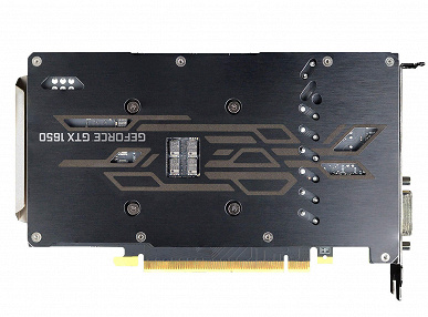 Представлена видеокарта EVGA GeForce GTX 1650 KO с GDDR6