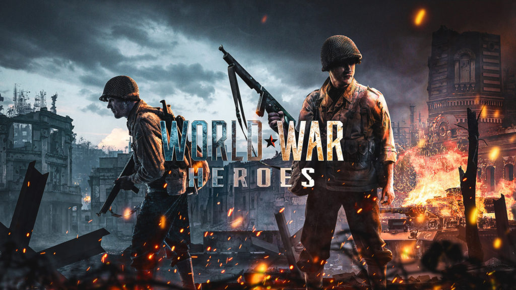 Загрузки World War Heroes от Azur Games в Google Play составили 50 млн