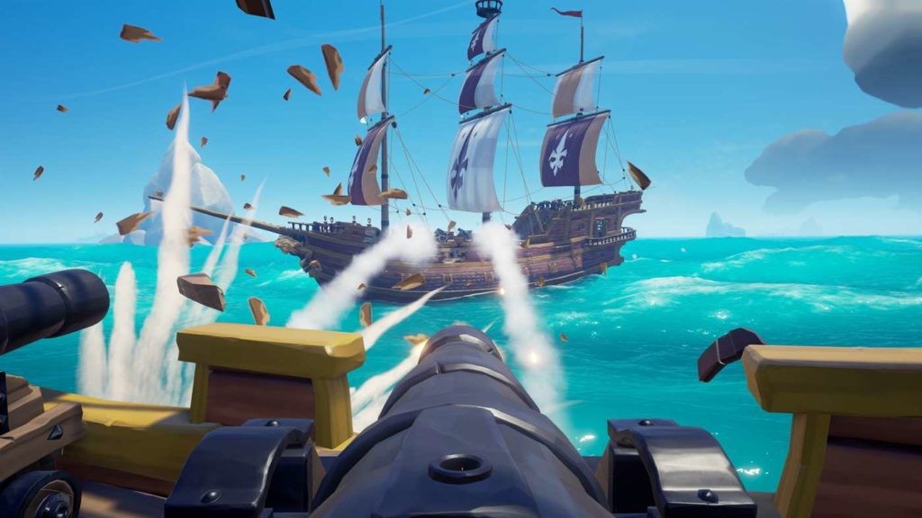 Sea of Thieves вновь стала главным бестселлером недели в Steam