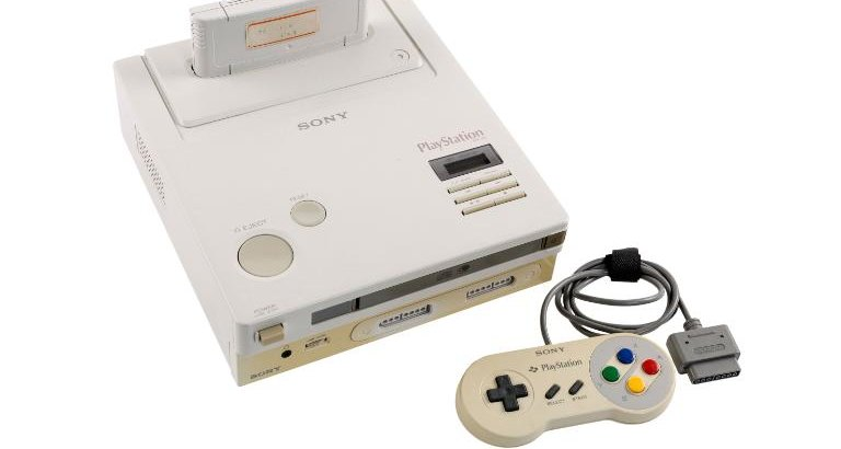 Редкую консоль Nintendo PlayStation купили за 360 000 долларов