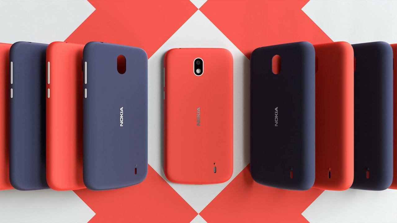 HMD Global выпускает Android 10 Go Edition для Nokia 1