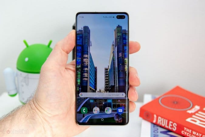 Samsung Galaxy S10 Plus стал лидером в рейтинге Роскачества