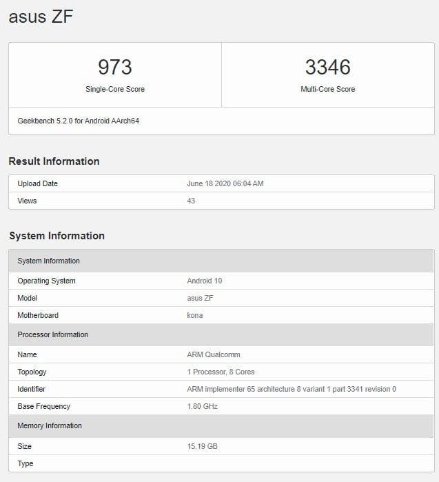 Теперь Snapdragon 865 Plus протестировали в Geekbench