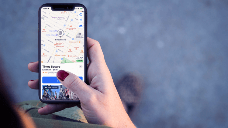 Apple раскрыла планы по улучшению Apple Maps